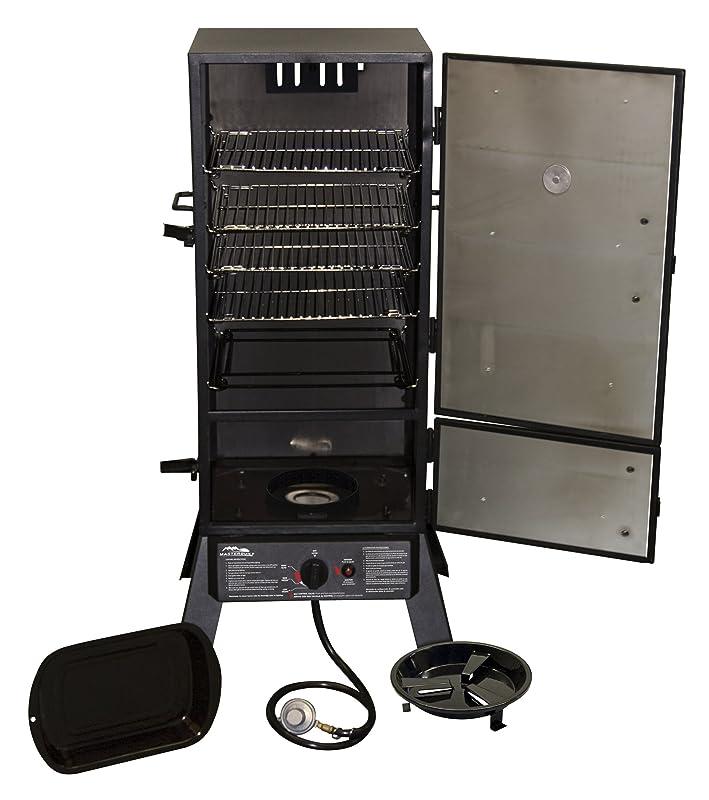 Masterbuilt-20051311-GS30D-2-Door-Propane-Smoker