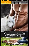 Omega Sight: An MM Shifter MPREG Romance (Hemlock Wolf Pack Saga Book 2)