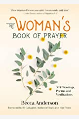 The Woman's Book of Prayer: 365 Blessings, Poems and Meditations Paperback