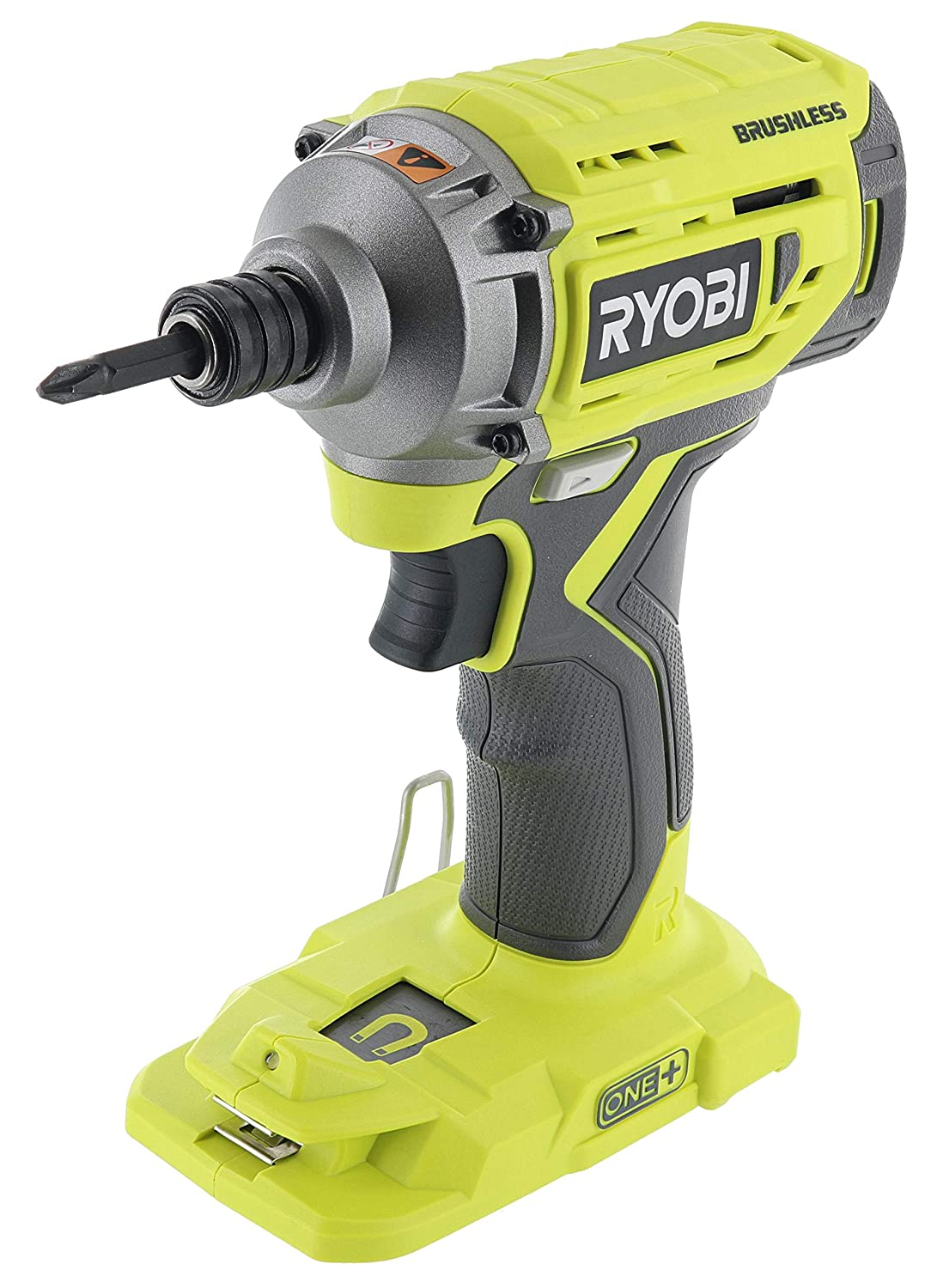 Ryobi P239 ONE+ 18 Volt 1/4-inch Brushless Impact Driver (Tool Only - Battery and Charger NOT Included)