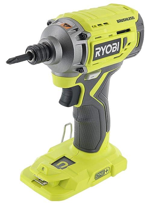 Amazon.com: Ryobi P239 One - Conductor de impacto sin ...