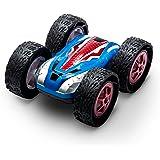"Cyclone Kids Remote Control Car - ""Cyclone Mode"" 360 Flip RC Cars Off Road Series Stunt Car"