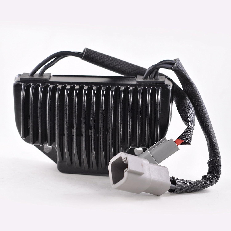 Mosfet Voltage Regulator Rectifier for Harley Davidson Dyna Glide Street Bob Super Glide 1450 Wide Glide 2006-2007