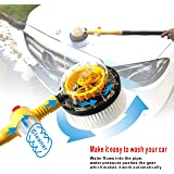 Uanlauo Car Wash Brush