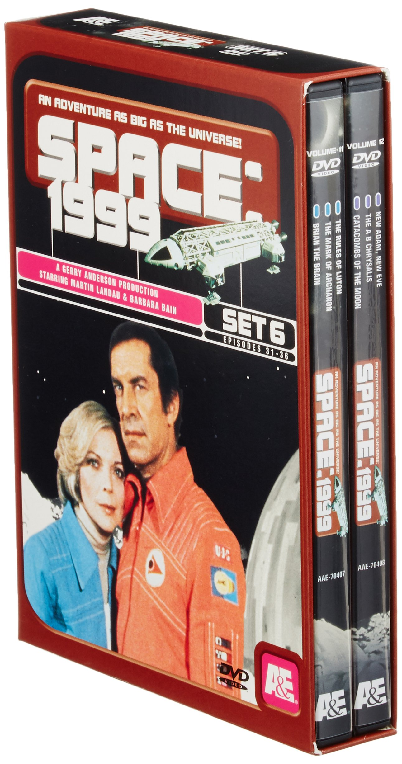 Space 1999, Set 6