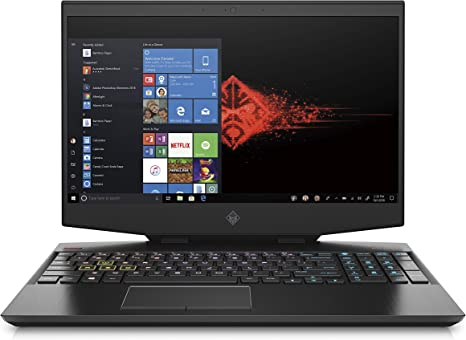HP OMEN 15-dh0000ns - Portátil Gaming de 15.6