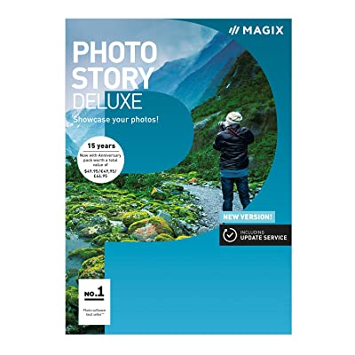 MAGIX Photostory Deluxe - Version 2018 - Create A Slideshow the Easy Way