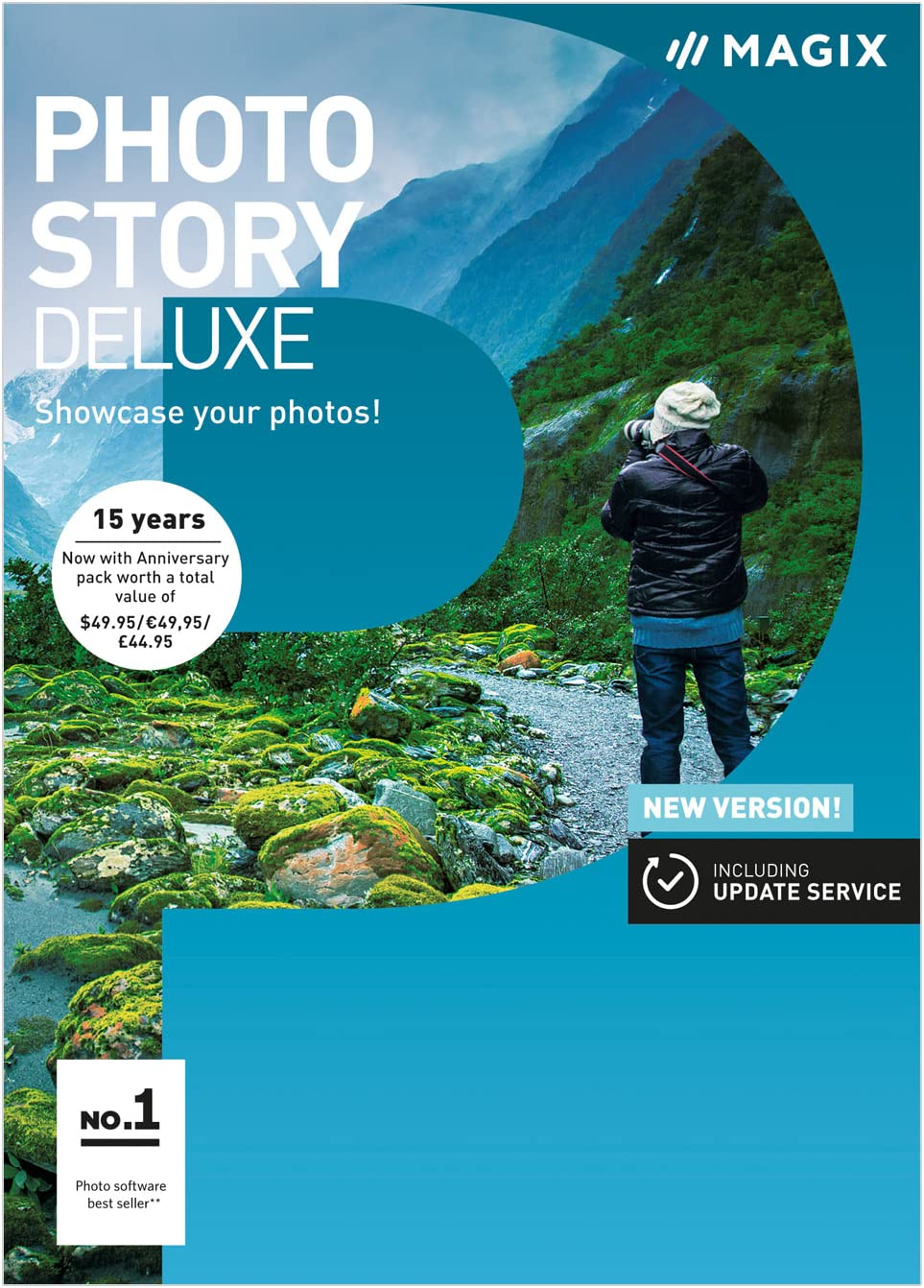 MAGIX Photostory Deluxe – Version 2018 – Create a slideshow the easy way [Download]