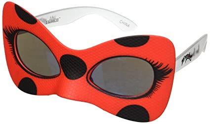 ee0104acd3 Amazon.com  Costume Sunglasses Miraculous Ladybug Sun-Staches Party ...
