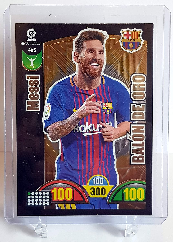 ADRENALYN XL Liga Santander 2017/18 - Lionel Messi Balon DE Oro ...