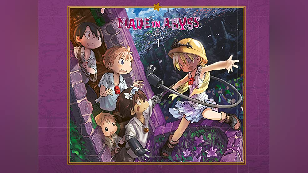 Made in Abyss - Staffel 1, Volume 1