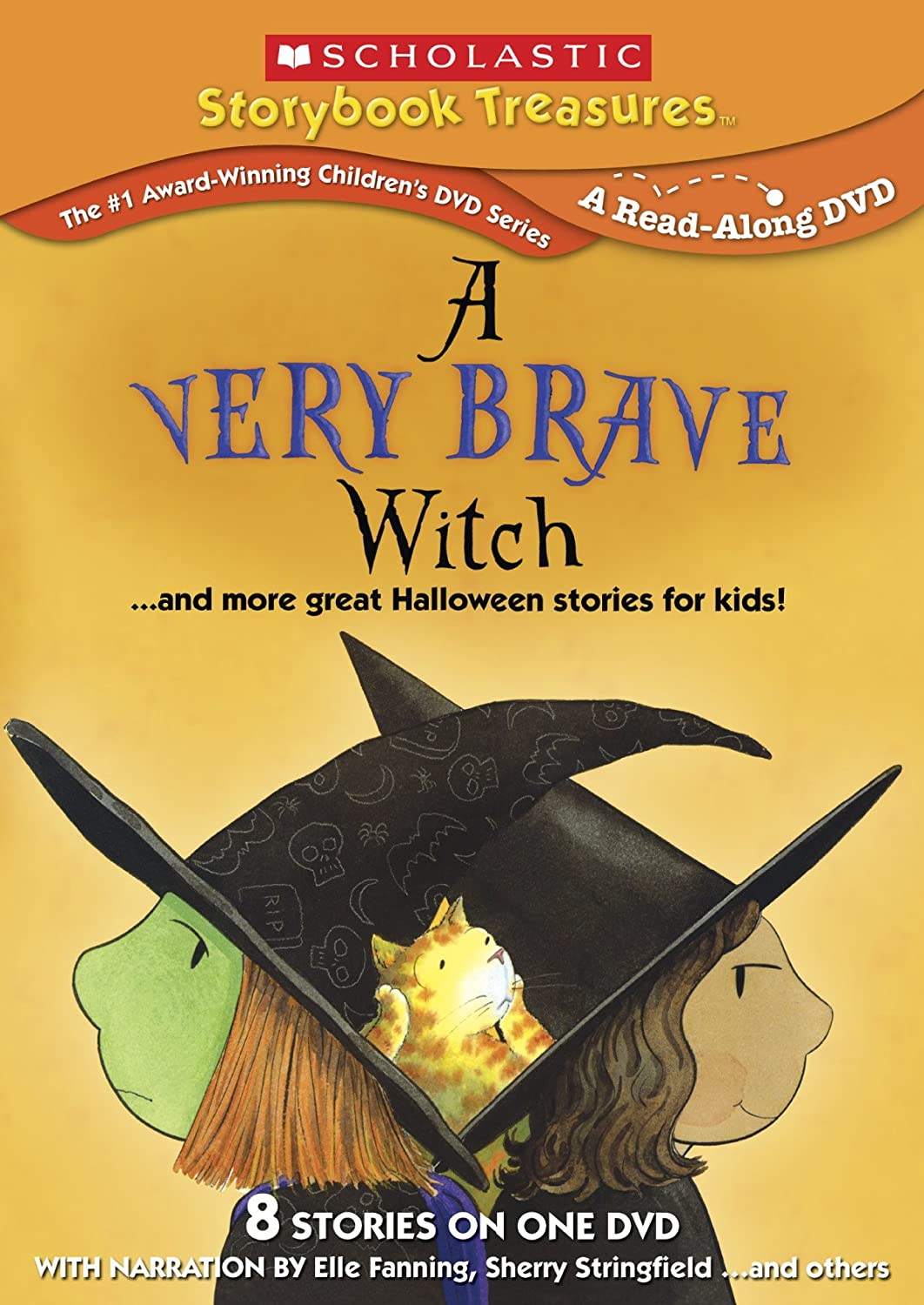 amazon com a very brave witch and more great halloween stories