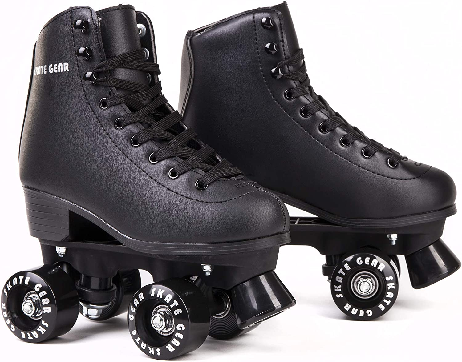 C SEVEN Skate Gear Cute Roller Skates for Kids and Adults / US