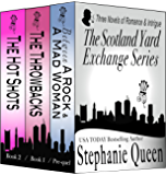 The Scotland Yard Exchange Series Boxed Set: Three Novels of Romance & Intrigue