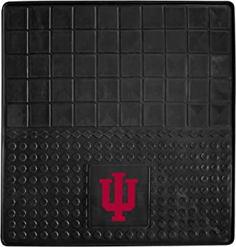 FANMATS NCAA Indiana University Hoosiers Vinyl Heavy Duty Car Mat