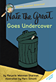 Nate the Great Goes Undercover (English Edition)