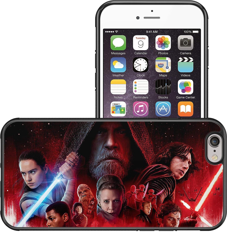 Amazon Com Last Jedi Red Wallpaper Star Wars Bumper Phone Case