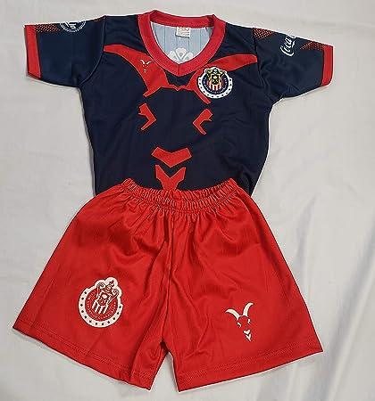 85a12075aa1f6 Amazon.com : New! Chivas de Guadalajara Generic Replica Short and ...