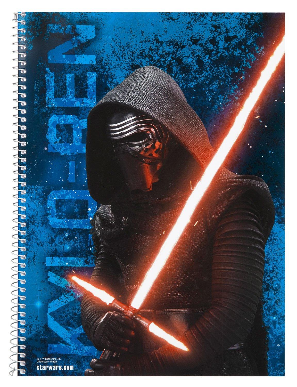 Undercover swmk0630 - escolar carpeta A4, Star Wars: Amazon.es: Juguetes y juegos