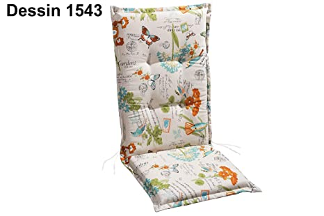 Best 4201543 - Cojín para sillas de Exterior
