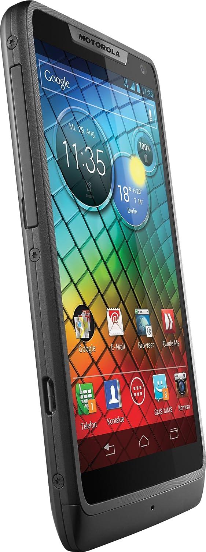 Motorola Razr I Smartphone 4 3 Zoll Schwarz Elektronik