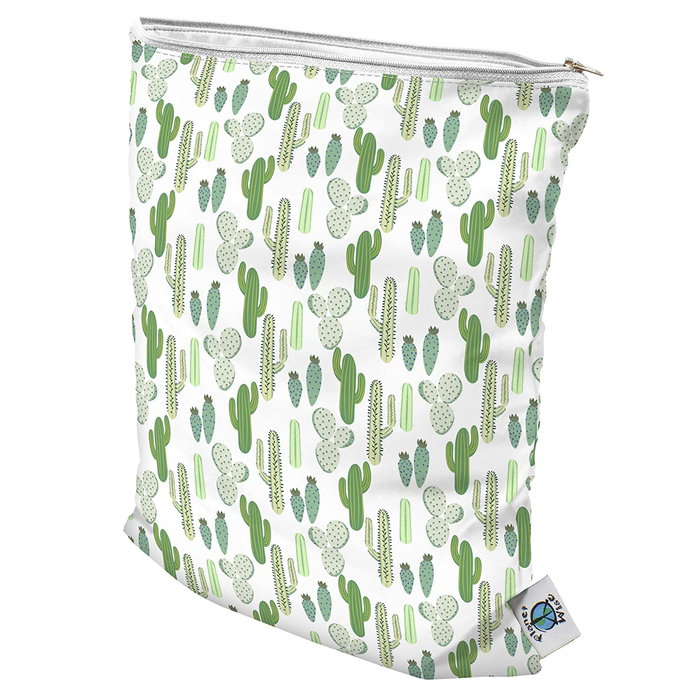 Camo Medium Planet Wise Wet Diaper Bag