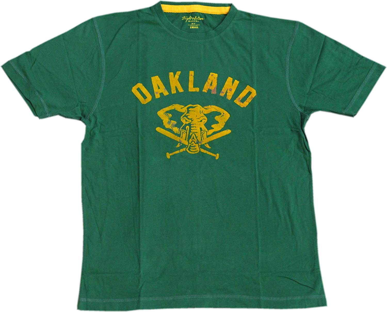 Oakland Athletics T-Shirt Gas House