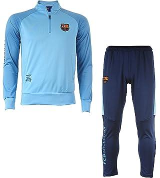 Fc Barcelone Survêtement Barça   veste + pantalon - Collection officielle  Taille enfant garçon 6 ans 7c342bfaf9c