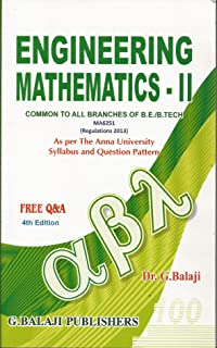 mathematics 3 book author balaji edition for free download