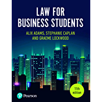 Law for Business Students, 11th Edition (English Edition)