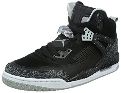 buy online 179d2 87958 (ナイキ) Air Jordan Spizike Oreo Black Cool Grey Grey Mist White US 9.5