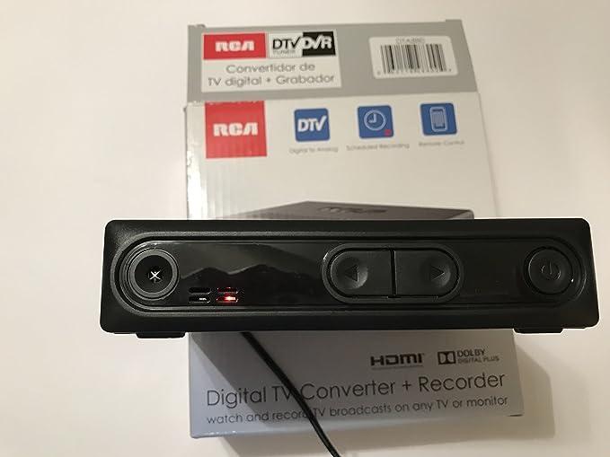 amazon com rca hdmi digital tv converter recorder electronics rh amazon com