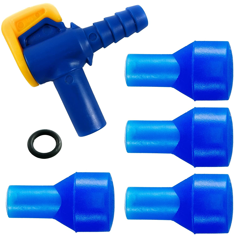 Amazon.com : CamelBak eddy Hands-Free Adapter, Onesize, Blue : Ac ...
