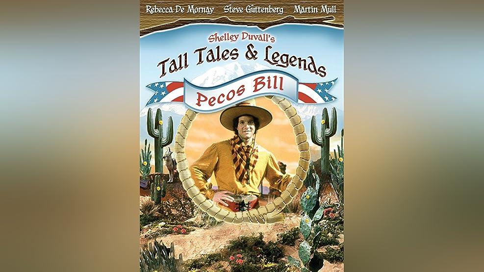 Tall Tales and Legends - Pecos Bill