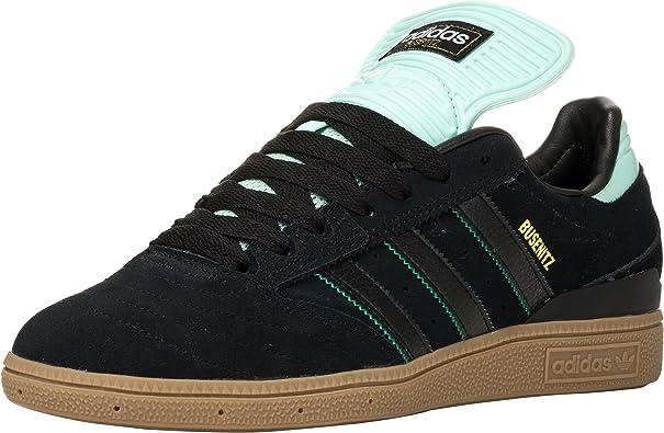 Adidas Busenitz Core Black/Ice Green