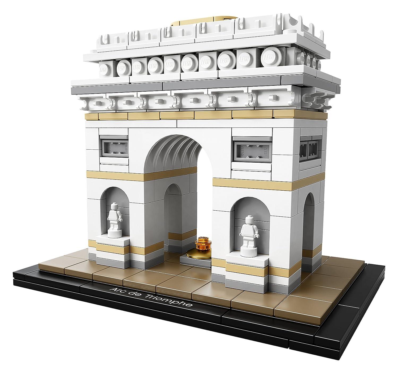 Architecture L'arc Jeu Triomphe Construction Lego 21036 De QrBoECxWed