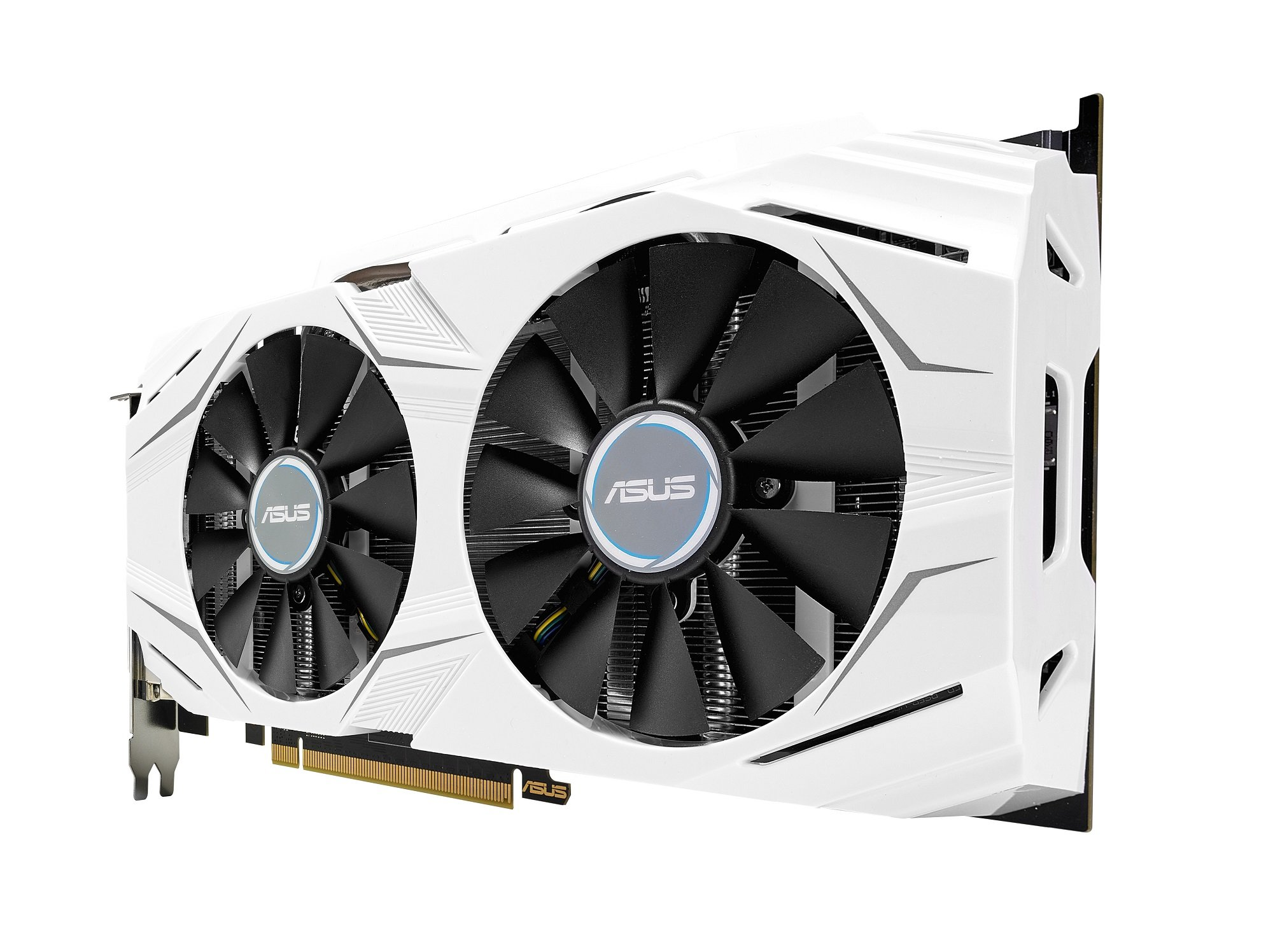 ASUS GeForce GTX 1060 6GB Dual-fan OC Edition VR Ready Dual HDMI DP 1.4 Gaming Graphics Card (DUAL-GTX1060-O6G) by Asus (Image #6)