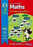 Leap Ahead Workbook: Math Age 4-5