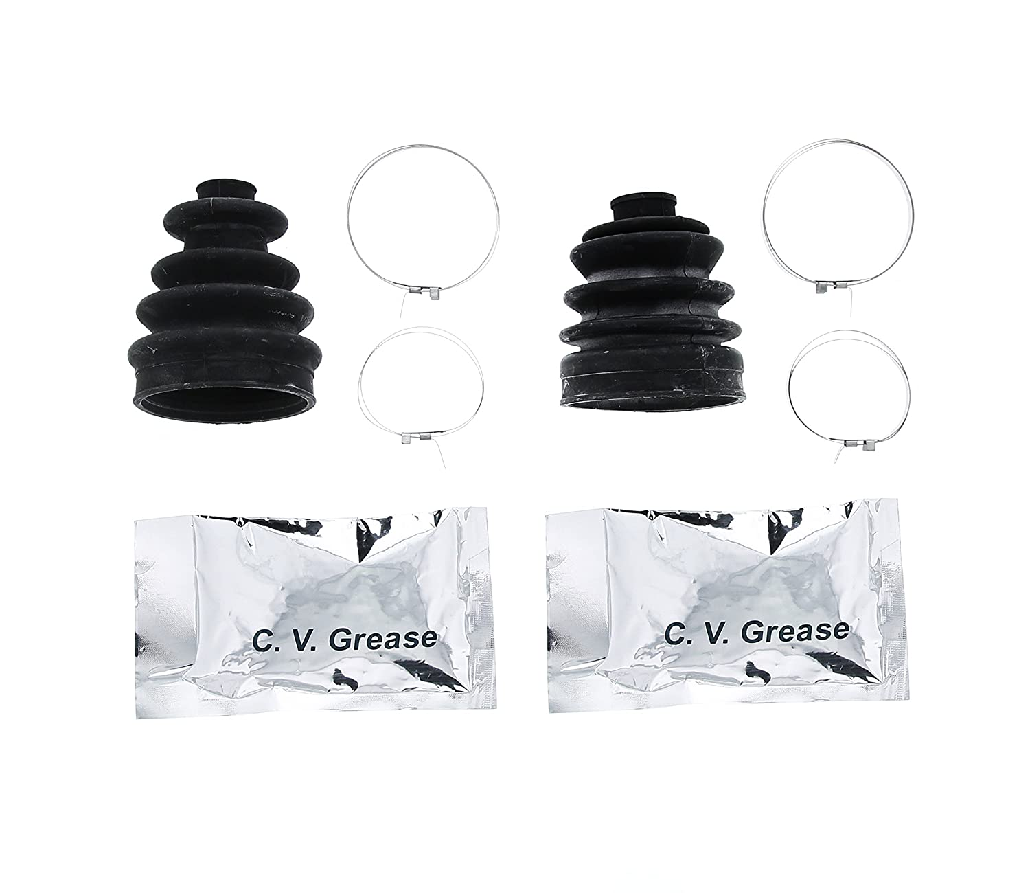 Polaris Sportsman 800 CV Boot Kit Front Inner and Outer 2006-2010
