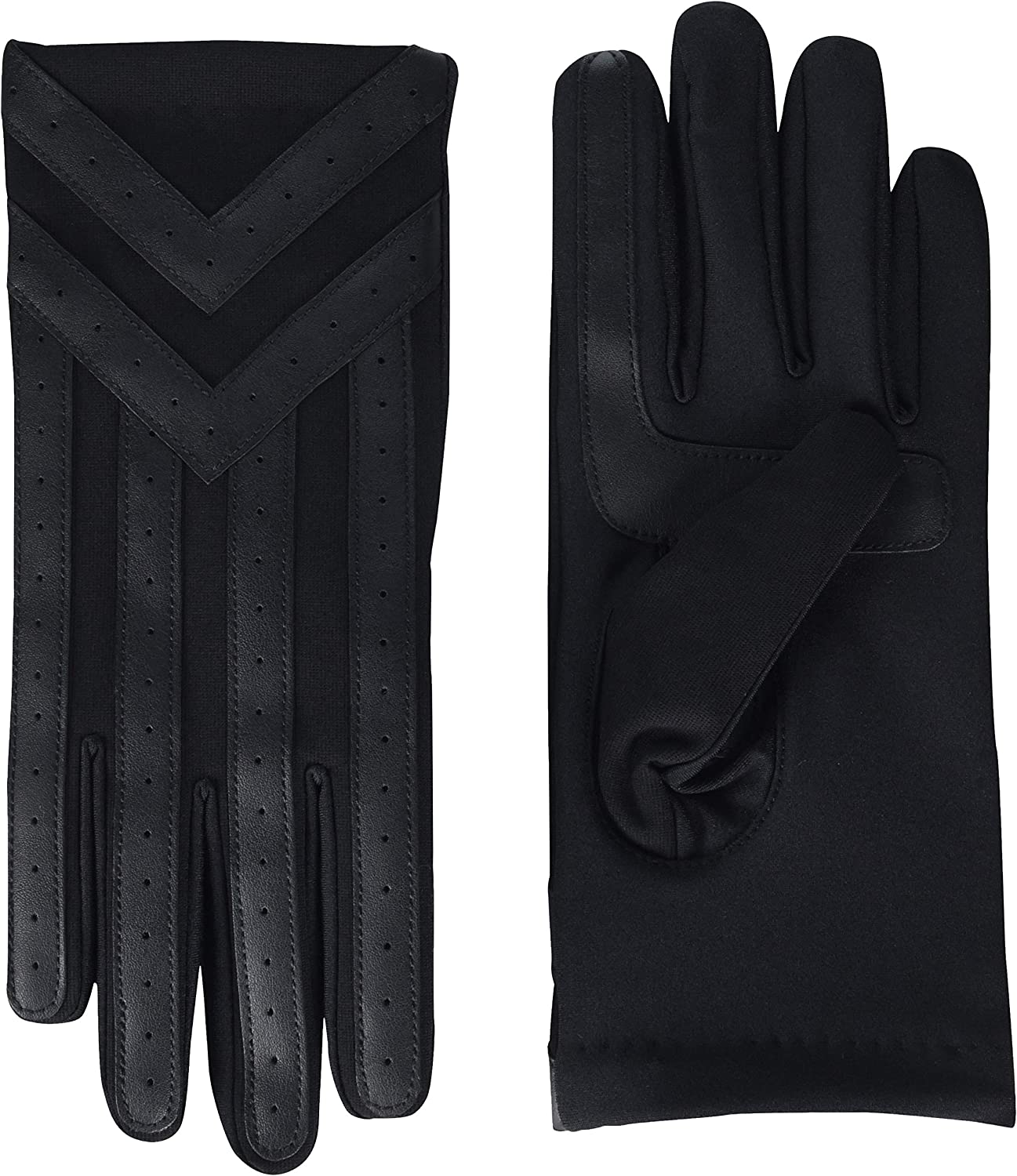 Isotoner Mens Cold Weather Touch Screen Sleek Heat Winter Gloves BHFO 4561