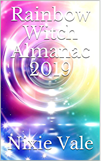 Αποτέλεσμα εικόνας για rainbow witch almanac 2019