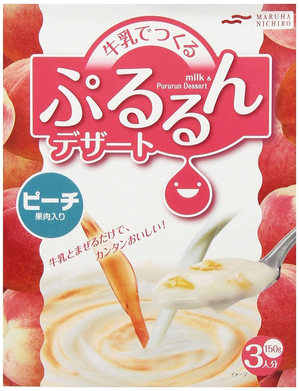 Amazon.com : Maruha Nichiro-Pururun Instant Dessert, Peach, 5.28 Ounce : Grocery & Gourmet Food