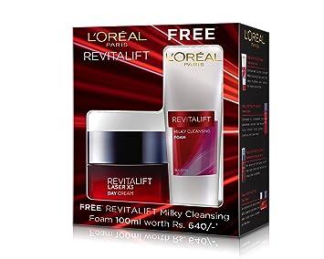 L'Oreal Paris Revitalift Laser Day Cream SPF 18, 50g with