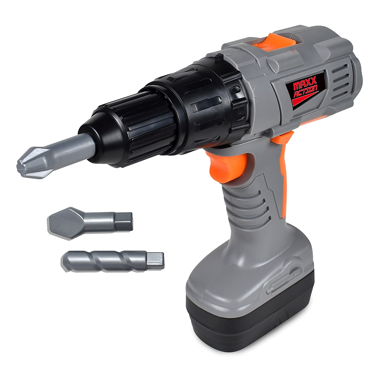 Maxx Action Power Tools Drill & Drill Bits