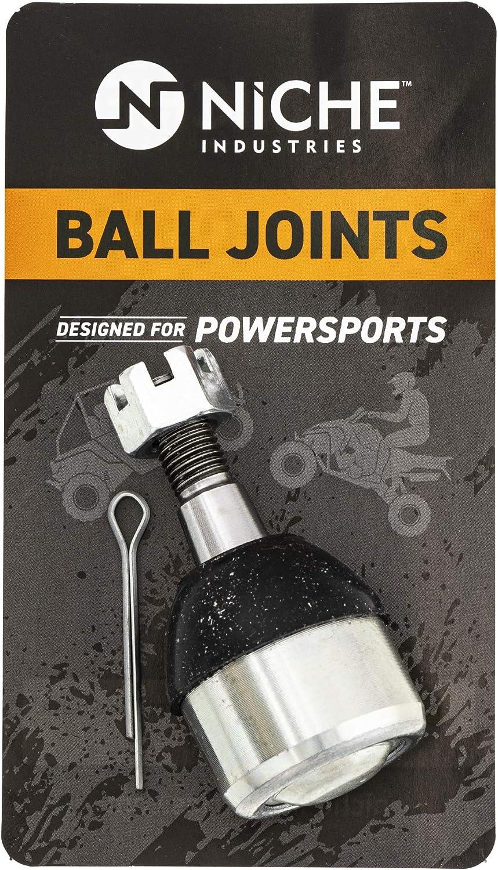 2000-2002 Polaris Magnum 325 ATV Pair of Lower Ball Joints