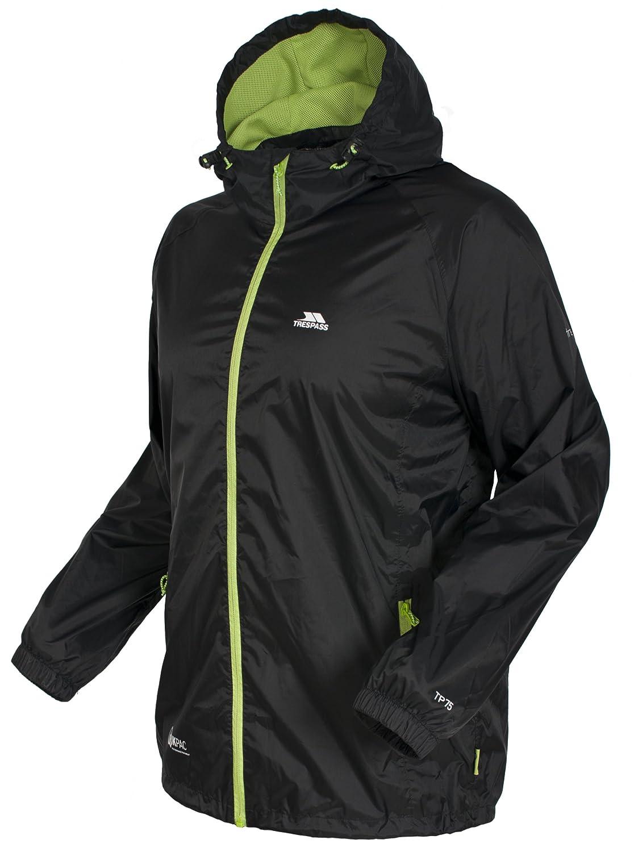 Trespass Unisex Erwachsene Qikpac Jacket Kompakt Zusammenrollbare Wasserdichte Wasserdichte Wasserdichte Regenjacke B00BS4QXLM Regenjacken & -mntel Hohe Qualität und Wirtschaftlichkeit 304164