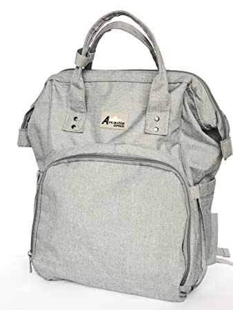 0eb2b3efe Backpack Diaper Bag For Boys   Girls by Arcadia Express  Stylish Designer  Diaper Bag With
