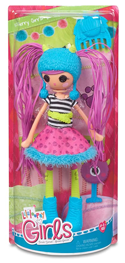 Lalaloopsy Girls Basic Doll Furry Grrs-a-Lot 536284