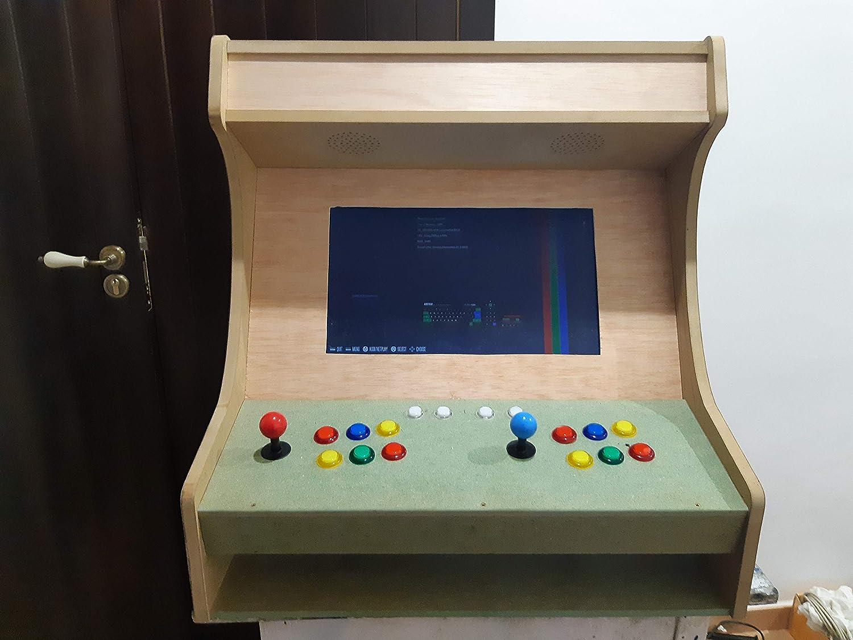 Maquina Arcade, Videojuegos, Neo Geo Personalizada: Amazon.es ...
