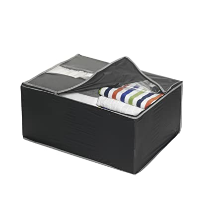 Jumbo caja para ropa, toallas, protege contra el polvo y la humedad